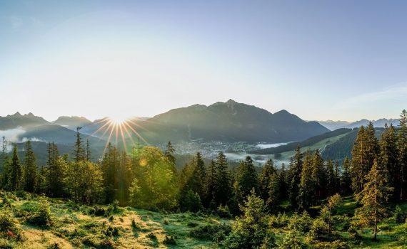 Die besten Hotels in den Alpen
