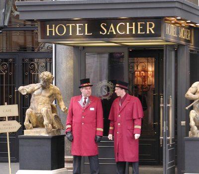 Hotels — luxuriös gastieren